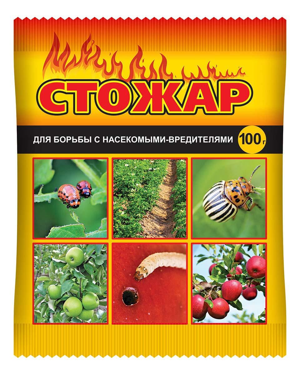 Препарат для защиты растений Ваше хозяйство Стожар, от вредителей, 100 г средство для борьбы с насекомыми вредителями oem 220v h11845