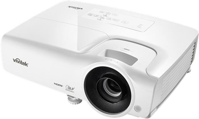 Vivitek DS262, White портативный проектор проектор vivitek d966hd wt