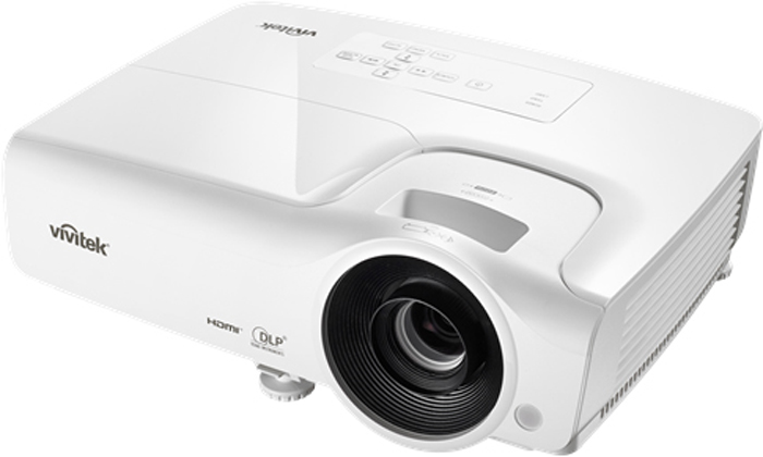 Vivitek DS262, White портативный проектор