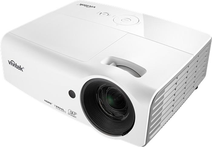 Vivitek DH559ST, White портативный проектор vivitek d755wt