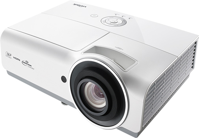 Vivitek DH833, White мультимедийный проектор awo free shipping original projector bulb 5811116310 for vivitek d520st d525st d530 d535