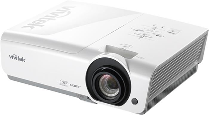 Vivitek DH976-WT, White мультимедийный проектор проектор vivitek d966hd wt