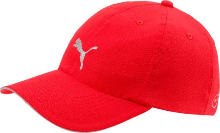 Купить Бейсболка мужская Puma Unisex Running Cap Iii, цвет: красный. 5291120. Размер 56/58