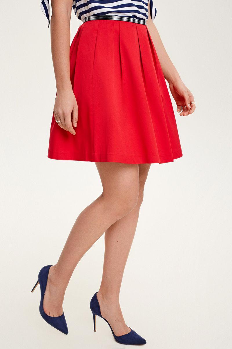 Юбка Concept Club Toi, цвет: красный. 10200180265_1500. Размер XL (50) ostin юбка из жаккардовой ткани