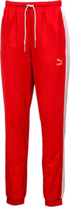 Брюки спортивные мужские Puma T7 Bboy Track Pants, цвет: красный. 57498042. Размер XL (50/52) брюки спортивные puma puma pu053ewutk21