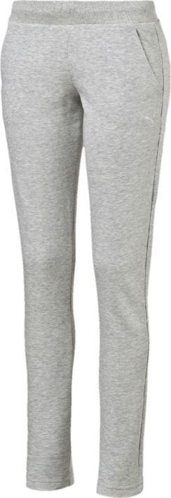 Брюки спортивные женские Puma ESS Sweat Pant TR W, цвет: светло-серый. 838430041. Размер XL (48/50)