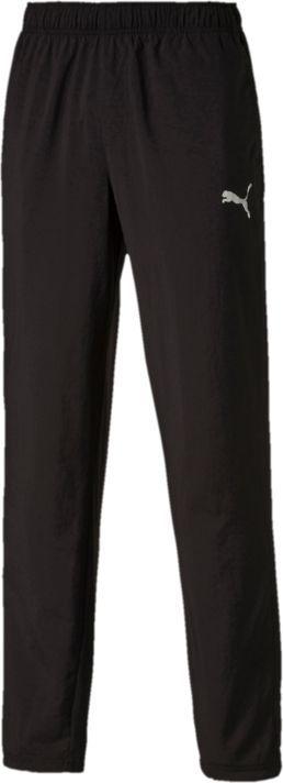 Брюки спортивные мужские Puma ESS Woven Pants, Op, цвет: черный. 838274011. Размер XXL (52/54) брюки спортивные puma puma pu053ewutk21