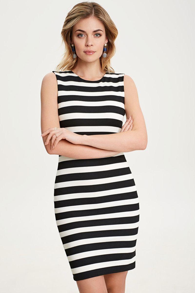 купить Платье Concept Club Osphri, цвет: черный. 10200200487_3500. Размер XL (50) по цене 1199.2 рублей