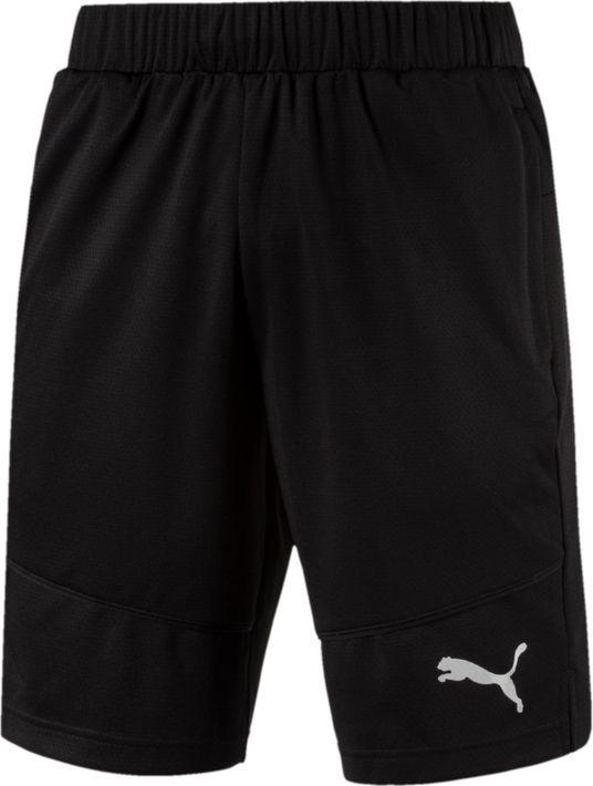 Шорты мужские Puma Active Tec Strtch Shrts 10 Tr, цвет: черный. 59507701. Размер XL (50/52) шорты спортивные puma puma pu053emiye01