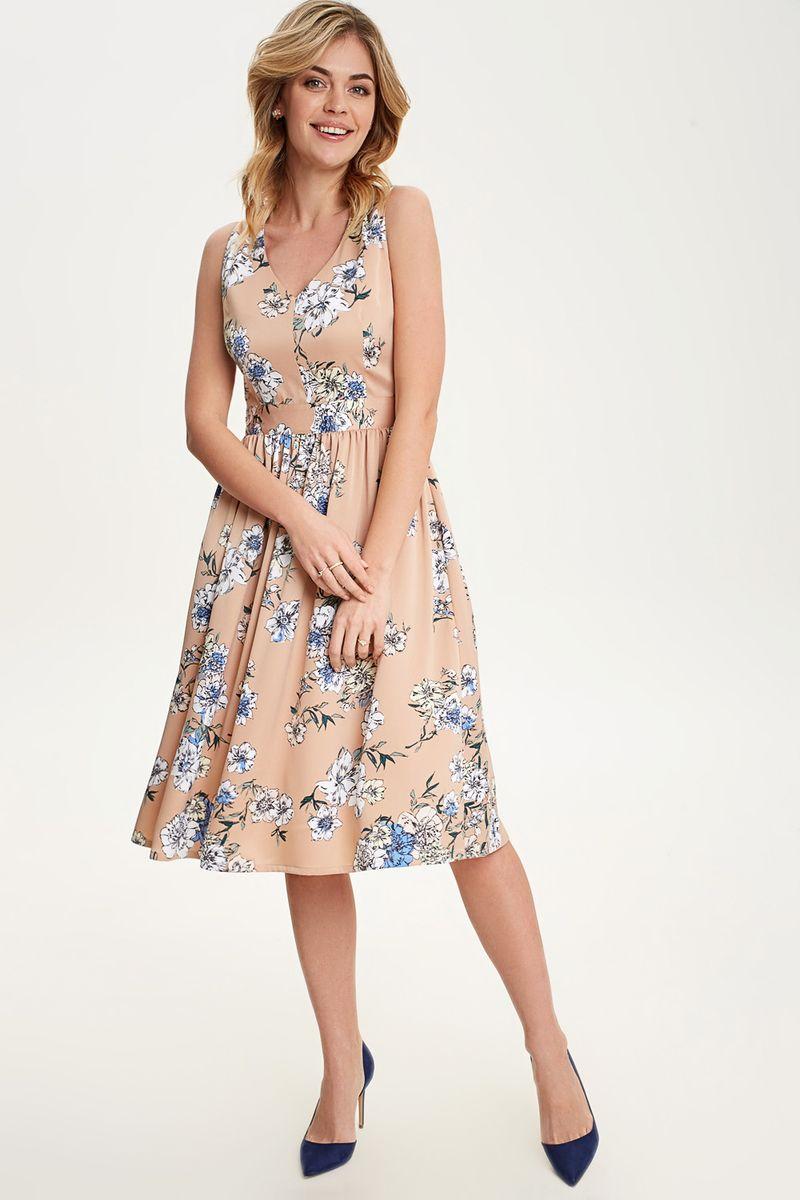 Платье Concept Club Dona, цвет: мультицвет. 10200200473_9000. Размер XL (50)