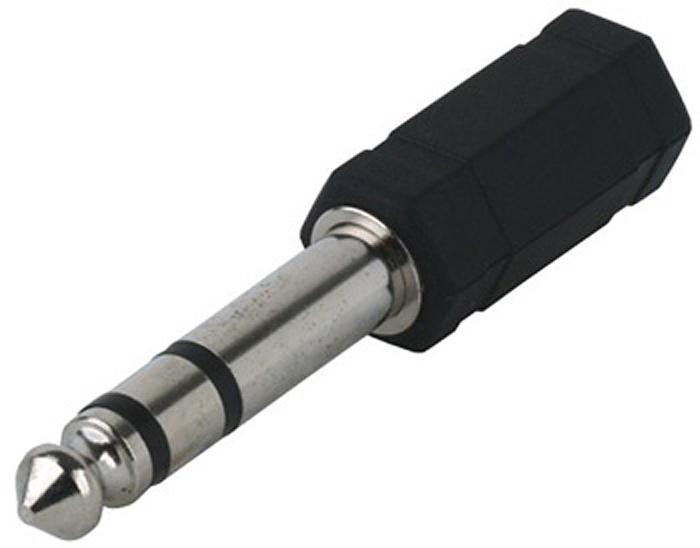 Pro Legend PL1063 переходник Jack 6,3 mm - Jack 3,5 mm