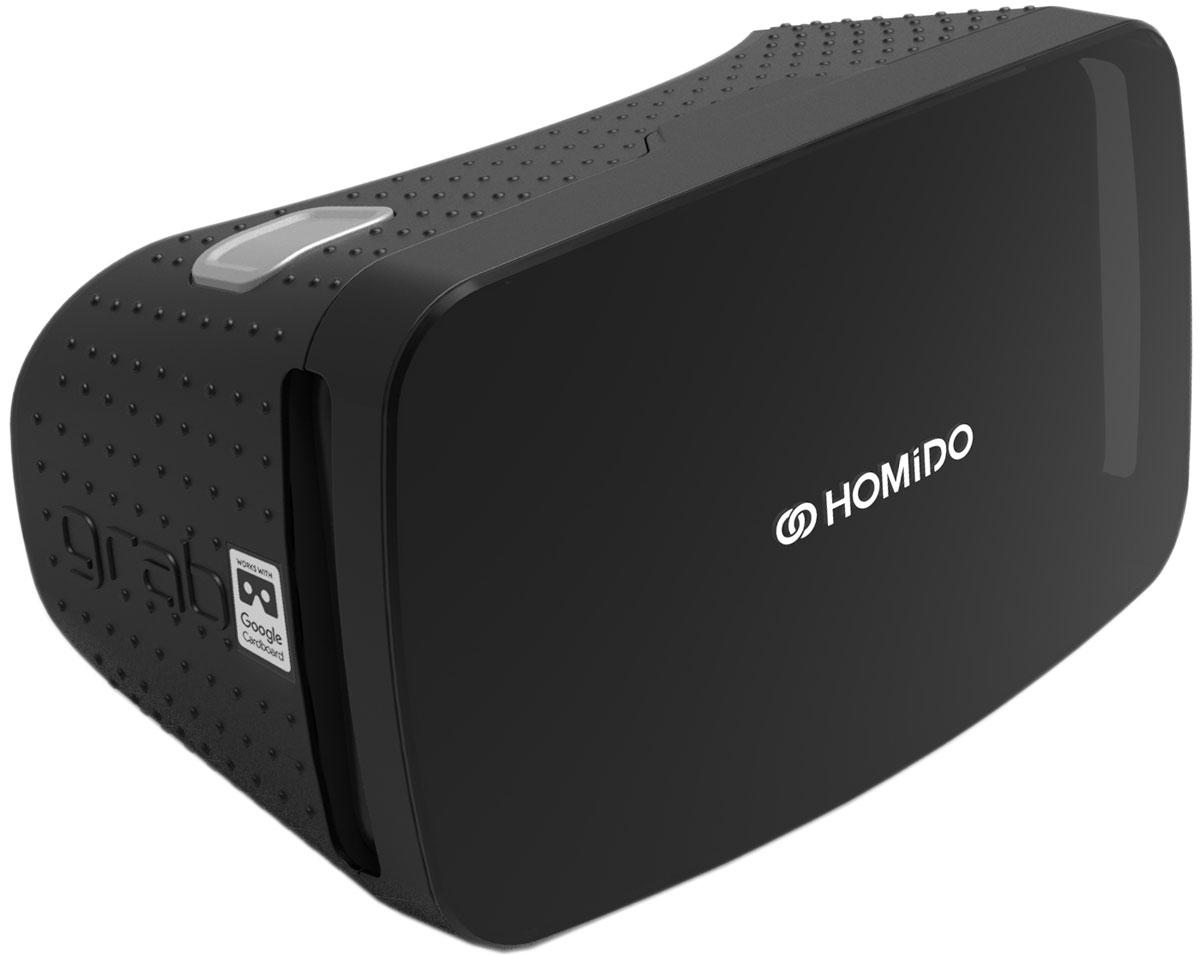 Homido Grab HMDG-B, Black очки виртуальной реальности