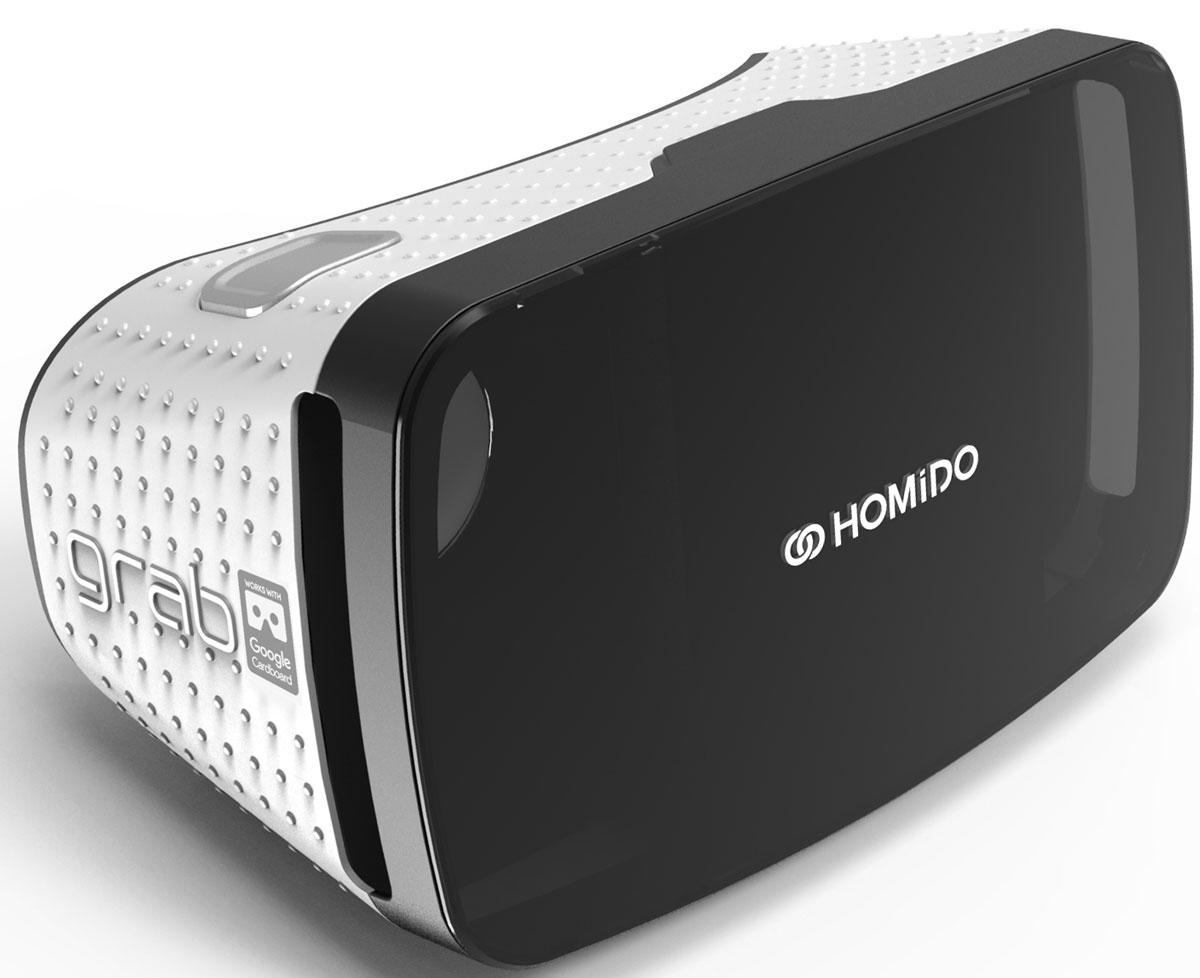 Homido Grab HMDG-W, White очки виртуальной реальности - VR и 3D очки