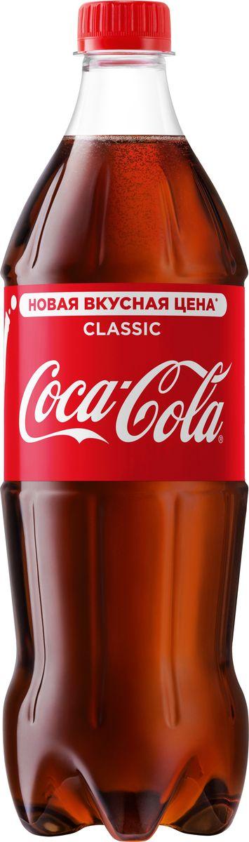Coca-Cola напиток сильногазированный, 0,9 л coca cola напиток газированный 150 мл