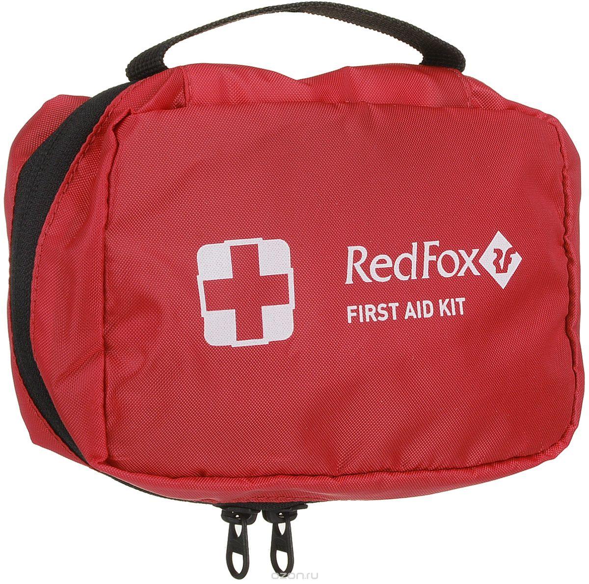 "Аптечка Red Fox ""Rescue Kit"", цвет: красный, 12,5 х 18,5 см"