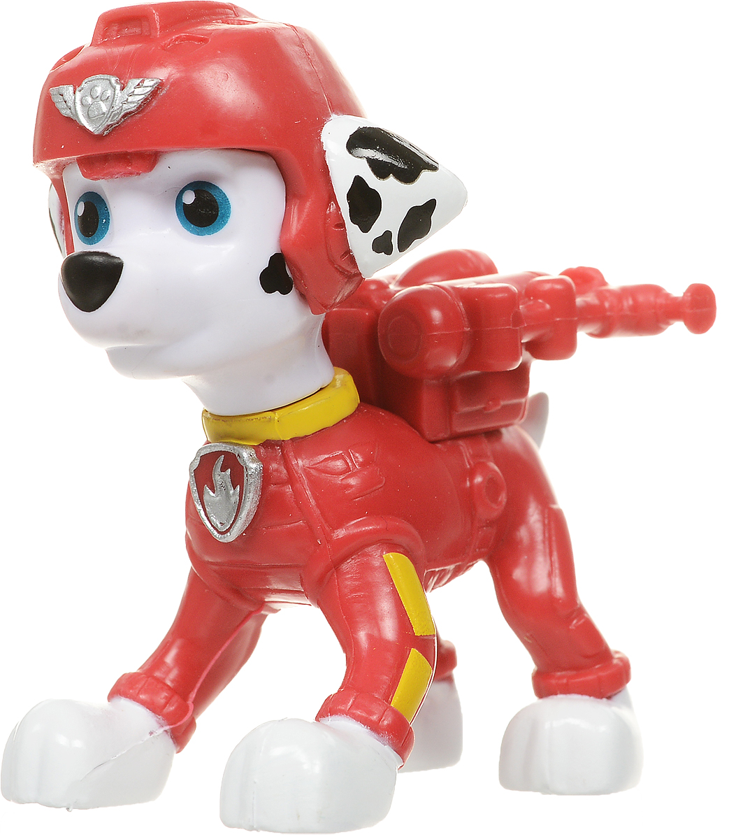 Paw Patrol Фигурка Marshall 16612_20078994 20cm canine patrol dog toys russian anime doll action figures car patrol puppy toy patrulla canina juguetes gift for child m134