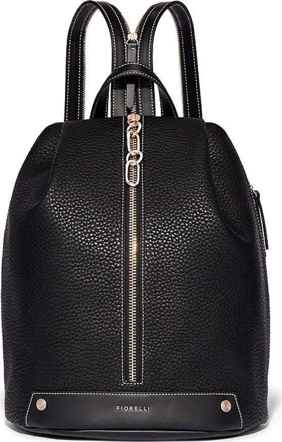 Рюкзак женский Fiorelli, цвет: черный. 0142 FWH Black