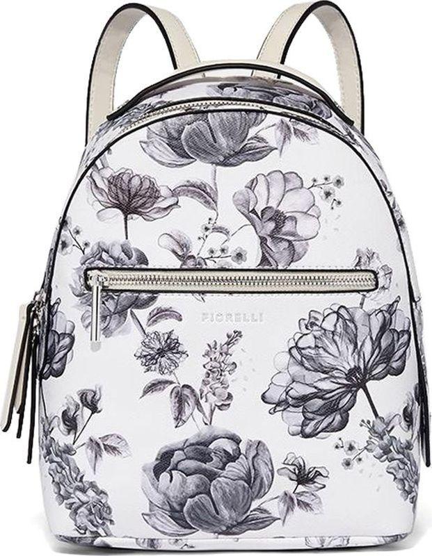 Рюкзак женский Fiorelli, цвет: белый. 0164 FWH Mono Print