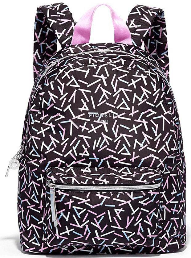 Рюкзак женский Fiorelli, цвет: черный. 0516 FSH Black Print
