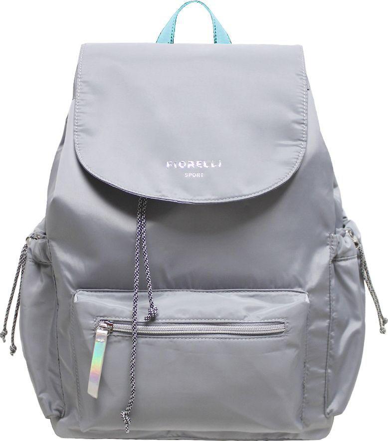 Рюкзак женский Fiorelli, цвет: серый. 0507 FSH Active Grey