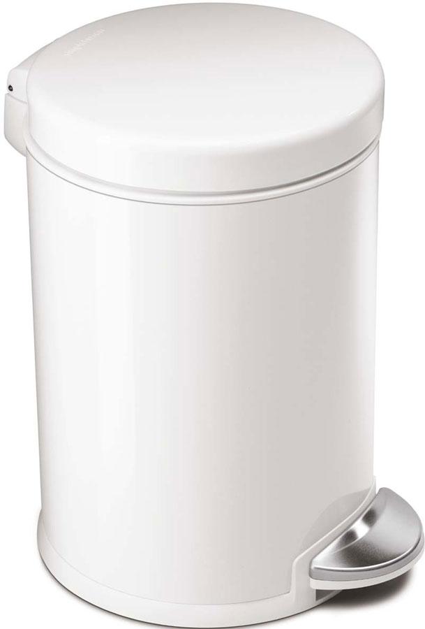 Бак для мусора Simplehuman, с педалью, 4,5 л cielo крышка от бачка coperchio per wincamb