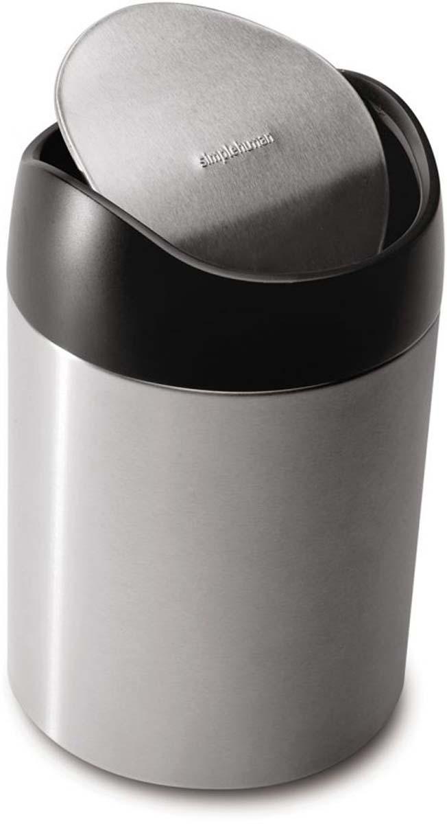 Контейнер для мусора  Simplehuman , настольный -  Инвентарь для уборки