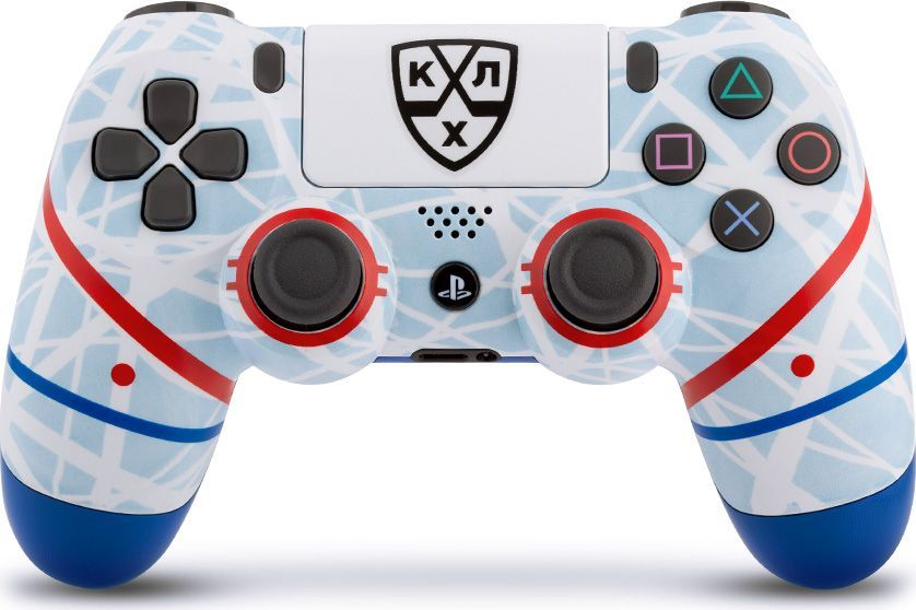 Sony DualShock 4 КХЛ. Русский лед беспроводной геймпад для PS4
