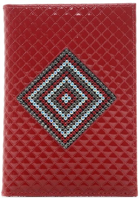 Обложка для паспорта женская Elisir Алессандра, цвет: красный. EL-LK172-O0031-100Натуральная кожаОбложка для паспорта Elisir, стандартного размера, из натуральной кожи.Внутри карманы из пластика и 3 полукармана из кожи. Упакована в подарочную коробку с тиснением Elisir.Размеры (XxYxZ): 96 х 138 х 4 мм.