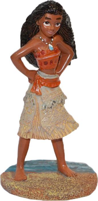 Декорация для аквариума Penn-Plax Моана, 5,7 х 5,3 х 10,6 см декорация для аквариума penn plax племя тики 15 см