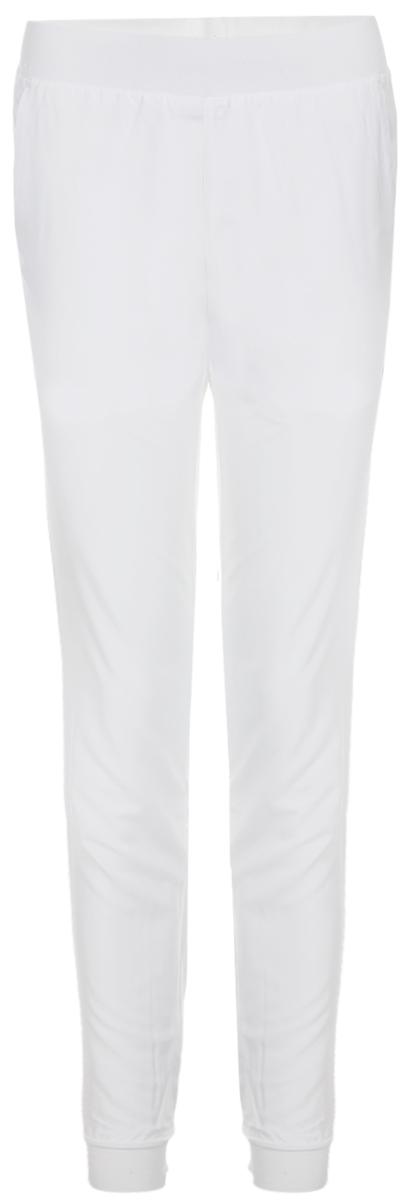 Брюки спортивные женские Asics Pant, цвет: белый. 154427-0014. Размер XS (42) asics asics court shorts