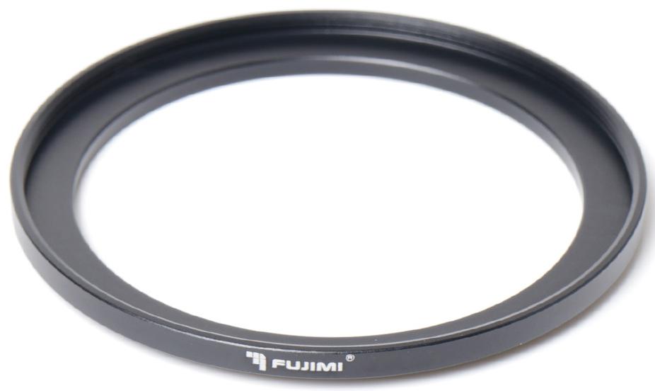 Fujimi FRSU-5862, Black переходное повышающее кольцо Step-Up (58-62 мм)