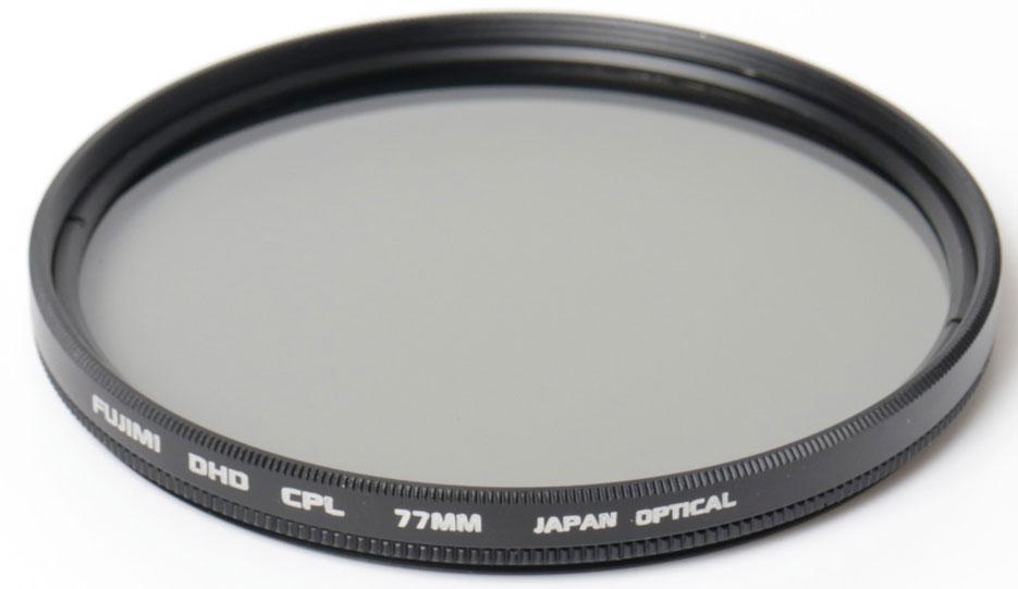 Fujimi CPL M77мм, Black поляризационный фильтр (77 мм)