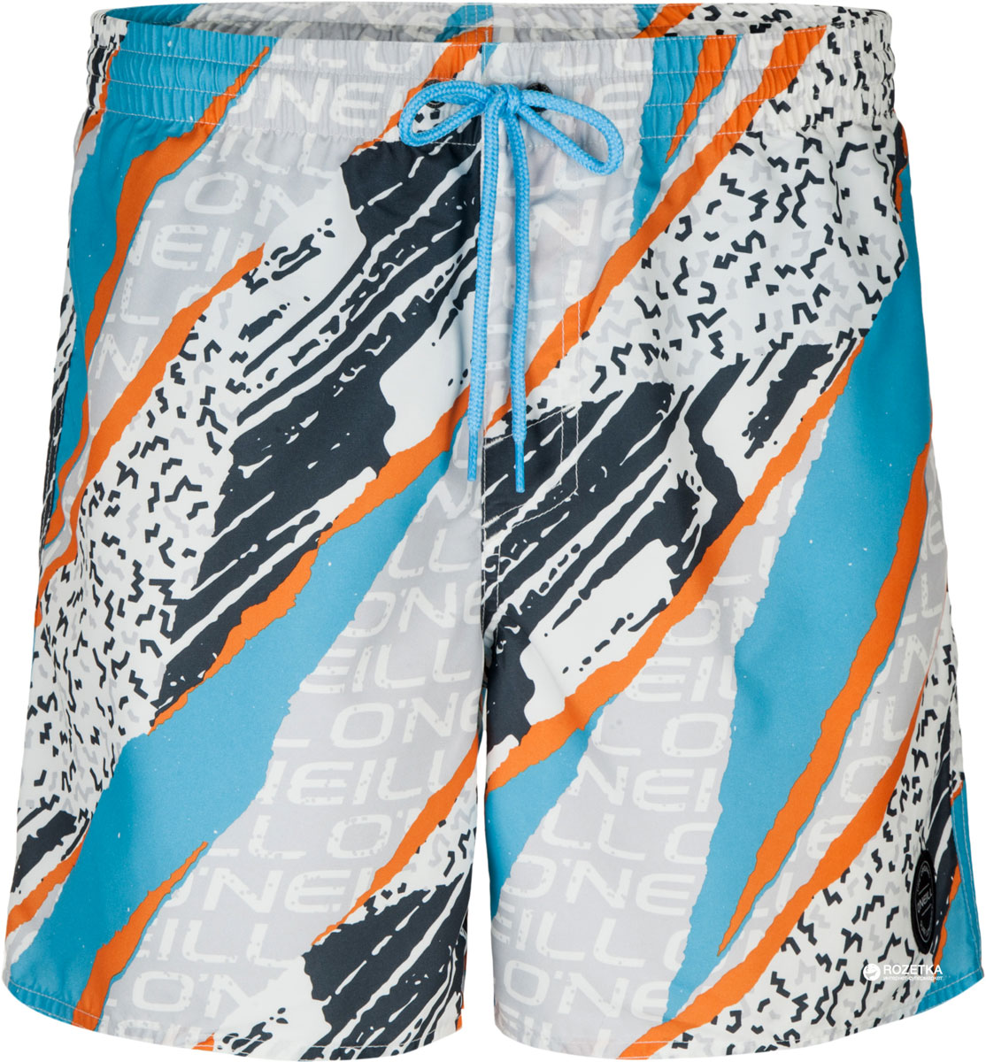 Шорты мужские O'Neill Pm Sunstroke Shorts, цвет: белый, голубой. 8A3601-1900. Размер XL (52/54) шорты мужские speedo fitted leis 13 wsht am цвет серо голубой 8 10609c250 c250 размер xl 52 54