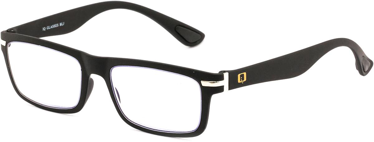 IQ Glasses Очки для чтения BLF 003 47 +1.04690452039558Готовые очки для чтения с фильтром для защиты глаз от UV400 и потенциально опасных лучей синего света, излучаемого экранами большинства электронных устройств.Снижают интенсивность потенциально опасных лучей синего цвета.Увеличивают контрастность изображения.Повышают четкость и яркость зрения.Нейтрализуют яркий и отраженный свет.Уменьшают усталость глаз.Новые очки для работы с цифровыми устройствами созданы для того, чтобы ваша жизнь онлайн была как можно комфортнее.Металлические и пластиковые оправы подойдут как модникам, так и любителям классики. Продаются без рецепта.Защита глаз сегодня, отличное зрение в будущем!