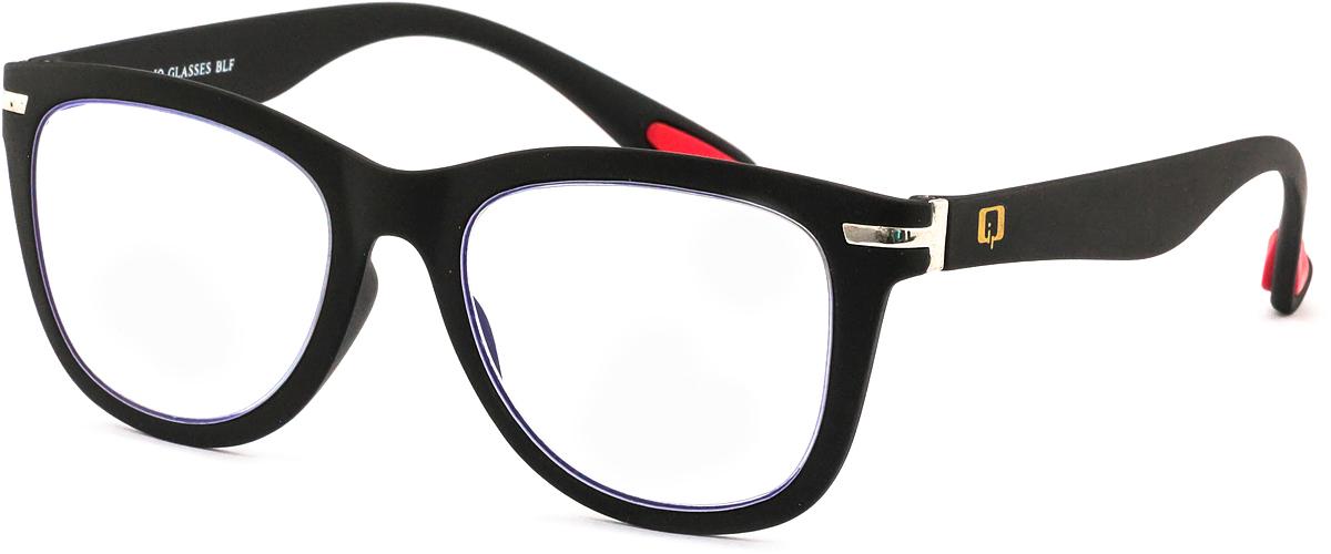 IQ Glasses Очки для чтения BLF 004 49 +1.04690452039626Готовые очки для чтения с фильтром для защиты глаз от UV400 и потенциально опасных лучей синего света, излучаемого экранами большинства электронных устройств.Снижают интенсивность потенциально опасных лучей синего цвета.Увеличивают контрастность изображения.Повышают четкость и яркость зрения.Нейтрализуют яркий и отраженный свет.Уменьшают усталость глаз.Новые очки для работы с цифровыми устройствами созданы для того, чтобы ваша жизнь онлайн была как можно комфортнее.Металлические и пластиковые оправы подойдут как модникам, так и любителям классики. Продаются без рецепта.Защита глаз сегодня, отличное зрение в будущем!