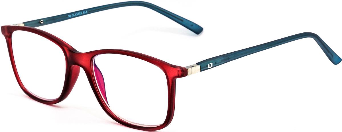 IQ Glasses Очки для чтения BLF 005 46 +1.04690452039671Готовые очки для чтения с фильтром для защиты глаз от UV400 и потенциально опасных лучей синего света, излучаемого экранами большинства электронных устройств.Снижают интенсивность потенциально опасных лучей синего цвета.Увеличивают контрастность изображения.Повышают четкость и яркость зрения.Нейтрализуют яркий и отраженный свет.Уменьшают усталость глаз.Новые очки для работы с цифровыми устройствами созданы для того, чтобы ваша жизнь онлайн была как можно комфортнее.Металлические и пластиковые оправы подойдут как модникам, так и любителям классики. Продаются без рецепта.Защита глаз сегодня, отличное зрение в будущем!