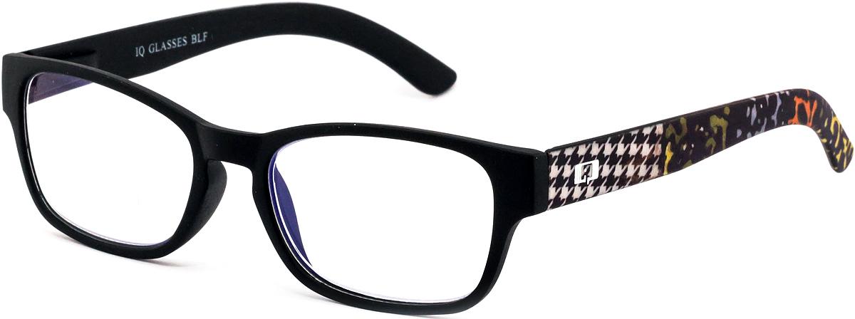 IQ Glasses Очки для чтения BLF 001 35 +1.54690452041612Готовые очки для чтения с фильтром для защиты глаз от UV400 и потенциально опасных лучей синего света, излучаемого экранами большинства электронных устройств.Снижают интенсивность потенциально опасных лучей синего цвета.Увеличивают контрастность изображения.Повышают четкость и яркость зрения.Нейтрализуют яркий и отраженный свет.Уменьшают усталость глаз.Новые очки для работы с цифровыми устройствами созданы для того, чтобы ваша жизнь онлайн была как можно комфортнее.Металлические и пластиковые оправы подойдут как модникам, так и любителям классики. Продаются без рецепта.Защита глаз сегодня, отличное зрение в будущем!