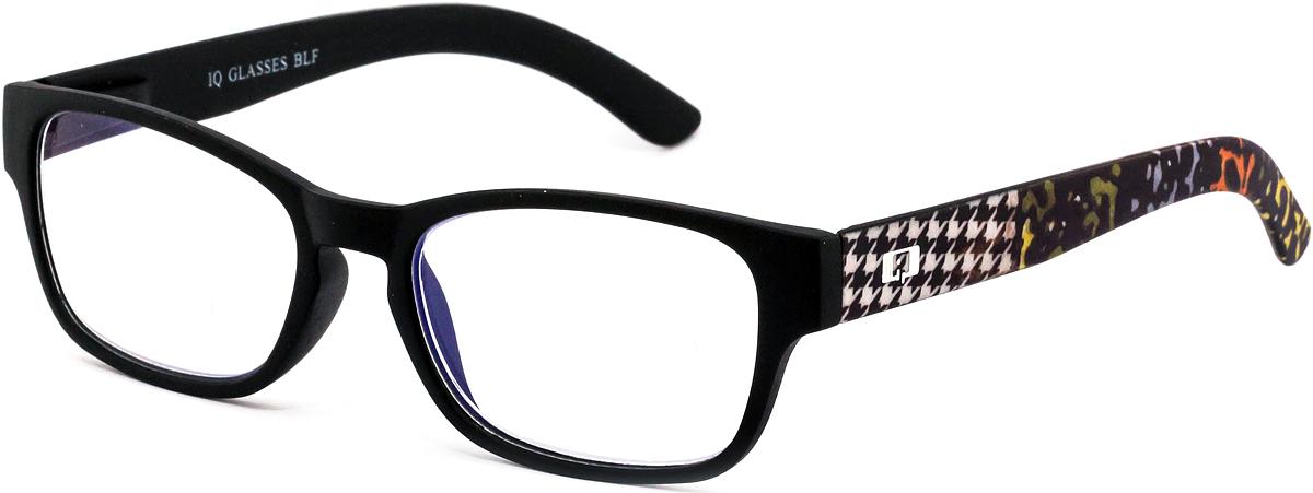 IQ Glasses Очки для чтения BLF 001 35 +2.04690452041629Готовые очки для чтения с фильтром для защиты глаз от UV400 и потенциально опасных лучей синего света, излучаемого экранами большинства электронных устройств.Снижают интенсивность потенциально опасных лучей синего цвета.Увеличивают контрастность изображения.Повышают четкость и яркость зрения.Нейтрализуют яркий и отраженный свет.Уменьшают усталость глаз.Новые очки для работы с цифровыми устройствами созданы для того, чтобы ваша жизнь онлайн была как можно комфортнее.Металлические и пластиковые оправы подойдут как модникам, так и любителям классики. Продаются без рецепта.Защита глаз сегодня, отличное зрение в будущем!