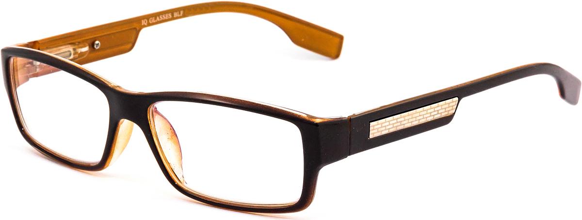 IQ Glasses Очки для чтения BLF 002 03 +2.5 carshiro 9150 uv400 protection resin lens polarized night vision driving glasses