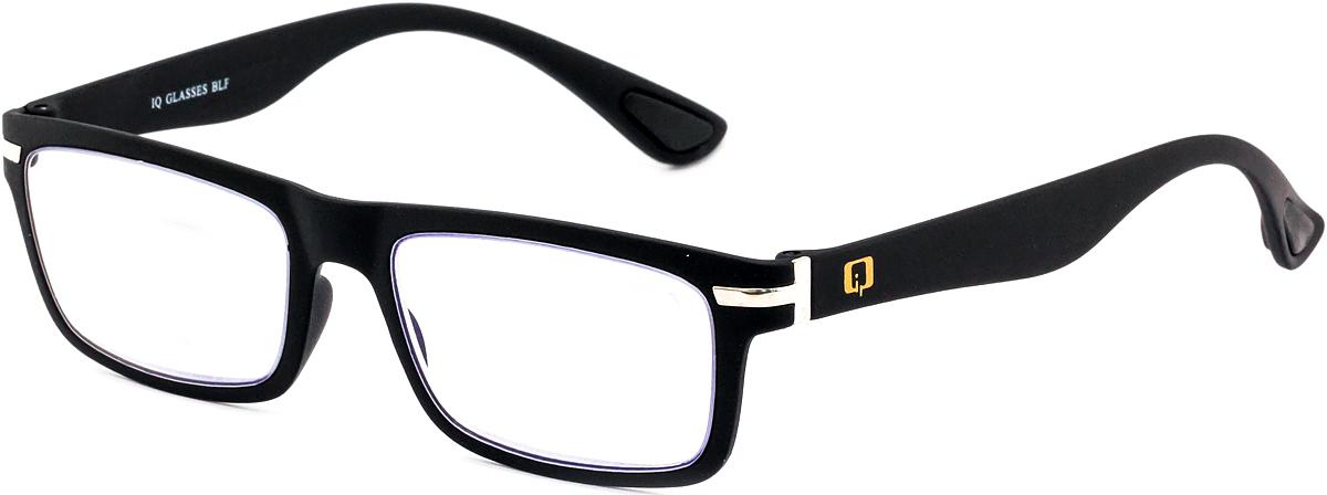 IQ Glasses Очки для чтения BLF 003 47 +1.54690452041889Готовые очки для чтения с фильтром для защиты глаз от UV400 и потенциально опасных лучей синего света, излучаемого экранами большинства электронных устройств.Снижают интенсивность потенциально опасных лучей синего цвета.Увеличивают контрастность изображения.Повышают четкость и яркость зрения.Нейтрализуют яркий и отраженный свет.Уменьшают усталость глаз.Новые очки для работы с цифровыми устройствами созданы для того, чтобы ваша жизнь онлайн была как можно комфортнее.Металлические и пластиковые оправы подойдут как модникам, так и любителям классики. Продаются без рецепта.Защита глаз сегодня, отличное зрение в будущем!