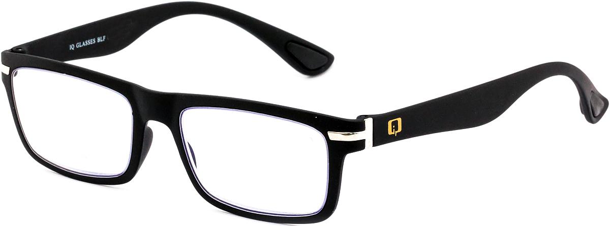 IQ Glasses Очки для чтения BLF 003 47 +2.54690452041902Готовые очки для чтения с фильтром для защиты глаз от UV400 и потенциально опасных лучей синего света, излучаемого экранами большинства электронных устройств.Снижают интенсивность потенциально опасных лучей синего цвета.Увеличивают контрастность изображения.Повышают четкость и яркость зрения.Нейтрализуют яркий и отраженный свет.Уменьшают усталость глаз.Новые очки для работы с цифровыми устройствами созданы для того, чтобы ваша жизнь онлайн была как можно комфортнее.Металлические и пластиковые оправы подойдут как модникам, так и любителям классики. Продаются без рецепта.Защита глаз сегодня, отличное зрение в будущем!