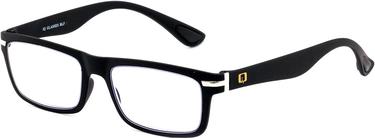 IQ Glasses Очки для чтения BLF 003 47 +3.04690452041919Готовые очки для чтения с фильтром для защиты глаз от UV400 и потенциально опасных лучей синего света, излучаемого экранами большинства электронных устройств.Снижают интенсивность потенциально опасных лучей синего цвета.Увеличивают контрастность изображения.Повышают четкость и яркость зрения.Нейтрализуют яркий и отраженный свет.Уменьшают усталость глаз.Новые очки для работы с цифровыми устройствами созданы для того, чтобы ваша жизнь онлайн была как можно комфортнее.Металлические и пластиковые оправы подойдут как модникам, так и любителям классики. Продаются без рецепта.Защита глаз сегодня, отличное зрение в будущем!