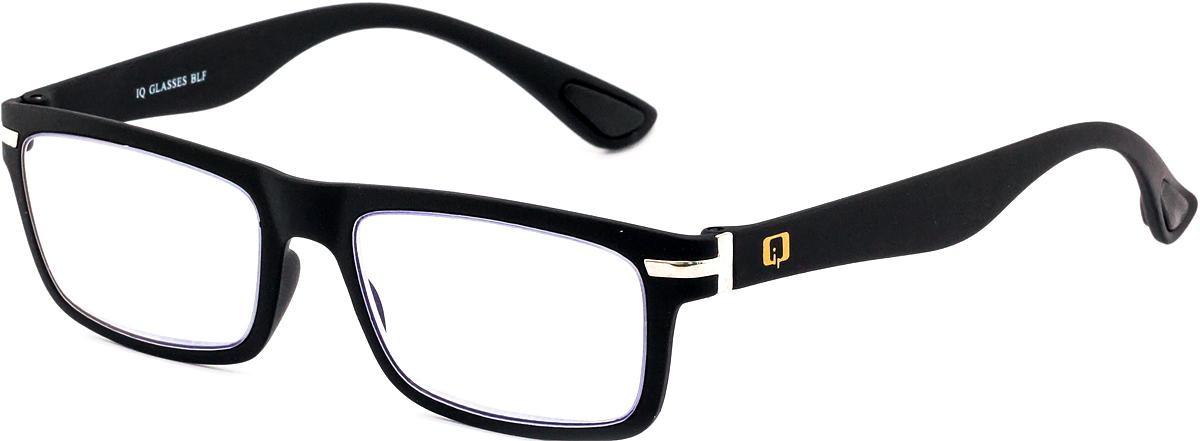IQ Glasses Очки для чтения BLF 003 47 +3.54690452041926Готовые очки для чтения с фильтром для защиты глаз от UV400 и потенциально опасных лучей синего света, излучаемого экранами большинства электронных устройств.Снижают интенсивность потенциально опасных лучей синего цвета.Увеличивают контрастность изображения.Повышают четкость и яркость зрения.Нейтрализуют яркий и отраженный свет.Уменьшают усталость глаз.Новые очки для работы с цифровыми устройствами созданы для того, чтобы ваша жизнь онлайн была как можно комфортнее.Металлические и пластиковые оправы подойдут как модникам, так и любителям классики. Продаются без рецепта.Защита глаз сегодня, отличное зрение в будущем!