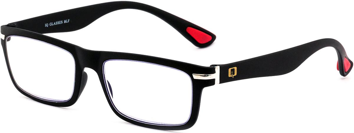 IQ Glasses Очки для чтения BLF 003 49 +2.04690452042015Готовые очки для чтения с фильтром для защиты глаз от UV400 и потенциально опасных лучей синего света, излучаемого экранами большинства электронных устройств.Снижают интенсивность потенциально опасных лучей синего цвета.Увеличивают контрастность изображения.Повышают четкость и яркость зрения.Нейтрализуют яркий и отраженный свет.Уменьшают усталость глаз.Новые очки для работы с цифровыми устройствами созданы для того, чтобы ваша жизнь онлайн была как можно комфортнее.Металлические и пластиковые оправы подойдут как модникам, так и любителям классики. Продаются без рецепта.Защита глаз сегодня, отличное зрение в будущем!