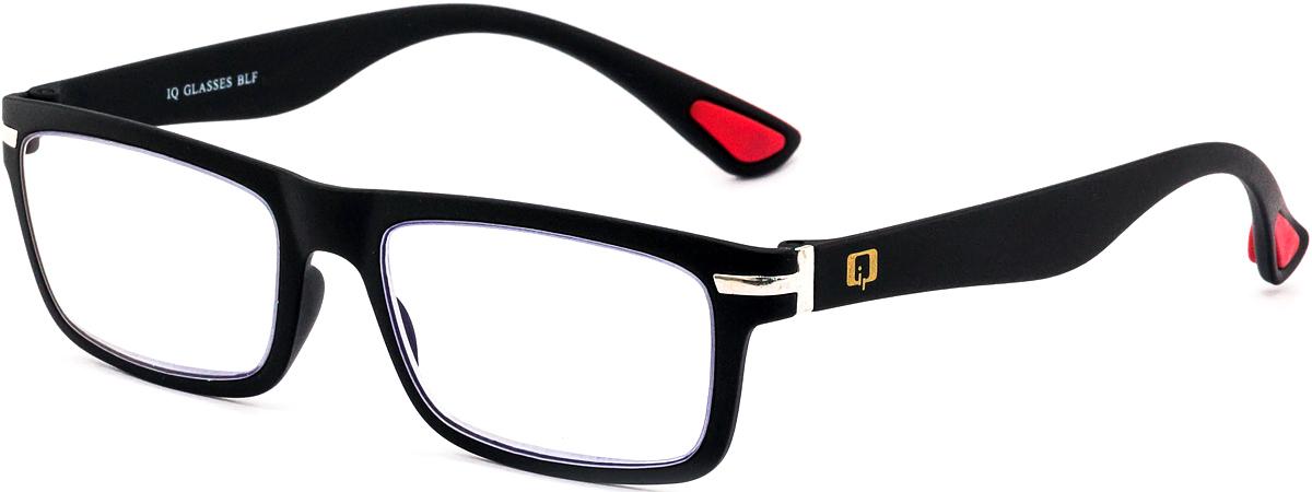 IQ Glasses Очки для чтения BLF 003 49 +2.54690452042022Готовые очки для чтения с фильтром для защиты глаз от UV400 и потенциально опасных лучей синего света, излучаемого экранами большинства электронных устройств.Снижают интенсивность потенциально опасных лучей синего цвета.Увеличивают контрастность изображения.Повышают четкость и яркость зрения.Нейтрализуют яркий и отраженный свет.Уменьшают усталость глаз.Новые очки для работы с цифровыми устройствами созданы для того, чтобы ваша жизнь онлайн была как можно комфортнее.Металлические и пластиковые оправы подойдут как модникам, так и любителям классики. Продаются без рецепта.Защита глаз сегодня, отличное зрение в будущем!
