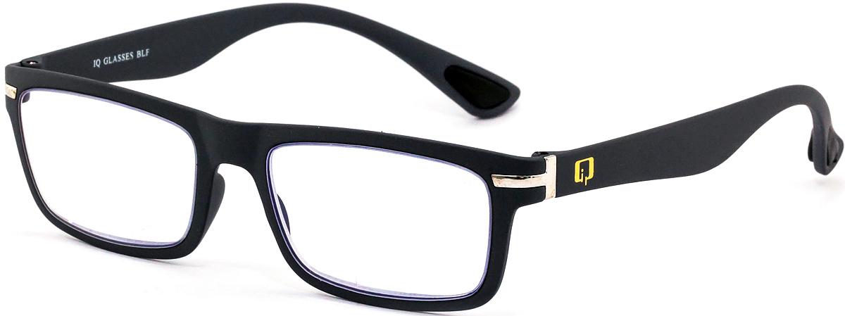 IQ Glasses Очки для чтения BLF 003 50 +1.54690452042060Готовые очки для чтения с фильтром для защиты глаз от UV400 и потенциально опасных лучей синего света, излучаемого экранами большинства электронных устройств.Снижают интенсивность потенциально опасных лучей синего цвета.Увеличивают контрастность изображения.Повышают четкость и яркость зрения.Нейтрализуют яркий и отраженный свет.Уменьшают усталость глаз.Новые очки для работы с цифровыми устройствами созданы для того, чтобы ваша жизнь онлайн была как можно комфортнее.Металлические и пластиковые оправы подойдут как модникам, так и любителям классики. Продаются без рецепта.Защита глаз сегодня, отличное зрение в будущем!
