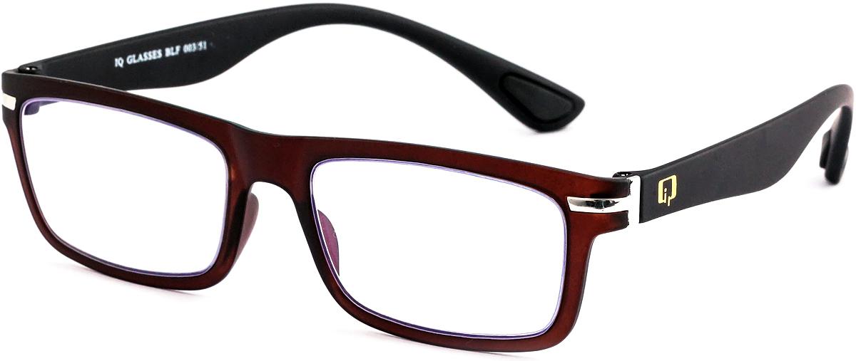 IQ Glasses Очки для чтения BLF 003 51 +2.0