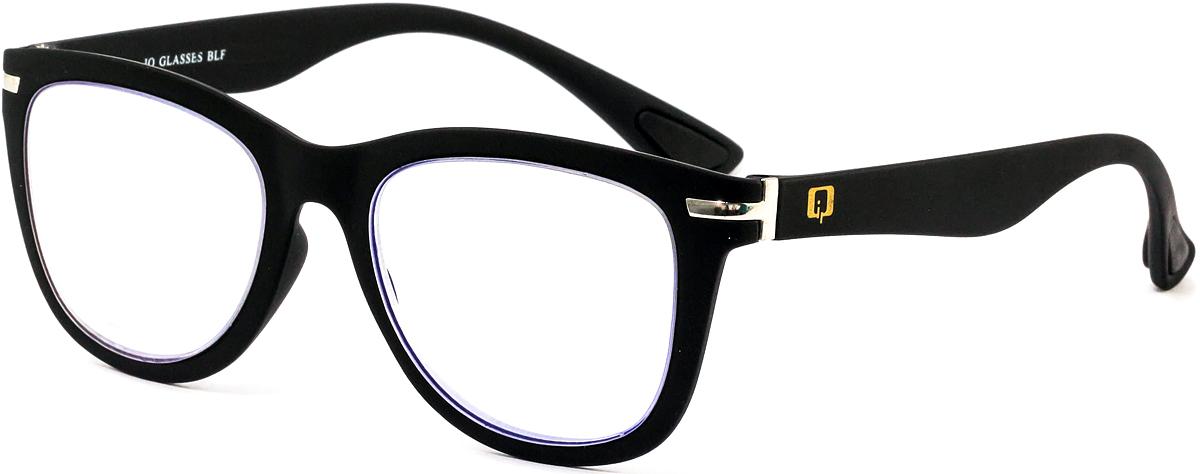 IQ Glasses Очки для чтения BLF 004 47 +3.54690452042220Готовые очки для чтения с фильтром для защиты глаз от UV400 и потенциально опасных лучей синего света, излучаемого экранами большинства электронных устройств.Снижают интенсивность потенциально опасных лучей синего цвета.Увеличивают контрастность изображения.Повышают четкость и яркость зрения.Нейтрализуют яркий и отраженный свет.Уменьшают усталость глаз.Новые очки для работы с цифровыми устройствами созданы для того, чтобы ваша жизнь онлайн была как можно комфортнее.Металлические и пластиковые оправы подойдут как модникам, так и любителям классики. Продаются без рецепта.Защита глаз сегодня, отличное зрение в будущем!
