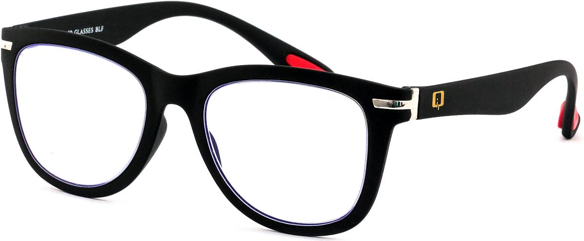 IQ Glasses Очки для чтения BLF 004 49 +2.04690452042312Готовые очки для чтения с фильтром для защиты глаз от UV400 и потенциально опасных лучей синего света, излучаемого экранами большинства электронных устройств.Снижают интенсивность потенциально опасных лучей синего цвета.Увеличивают контрастность изображения.Повышают четкость и яркость зрения.Нейтрализуют яркий и отраженный свет.Уменьшают усталость глаз.Новые очки для работы с цифровыми устройствами созданы для того, чтобы ваша жизнь онлайн была как можно комфортнее.Металлические и пластиковые оправы подойдут как модникам, так и любителям классики. Продаются без рецепта.Защита глаз сегодня, отличное зрение в будущем!