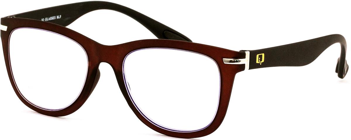 IQ Glasses Очки для чтения BLF 004 51 +3.54690452042466Готовые очки для чтения с фильтром для защиты глаз от UV400 и потенциально опасных лучей синего света, излучаемого экранами большинства электронных устройств.Снижают интенсивность потенциально опасных лучей синего цвета.Увеличивают контрастность изображения.Повышают четкость и яркость зрения.Нейтрализуют яркий и отраженный свет.Уменьшают усталость глаз.Новые очки для работы с цифровыми устройствами созданы для того, чтобы ваша жизнь онлайн была как можно комфортнее.Металлические и пластиковые оправы подойдут как модникам, так и любителям классики. Продаются без рецепта.Защита глаз сегодня, отличное зрение в будущем!